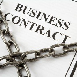 Contract in Chains